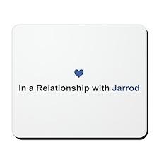 Jarrod Relationship Mousepad