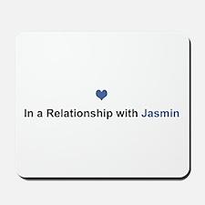 Jasmin Relationship Mousepad