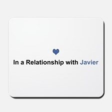 Javier Relationship Mousepad