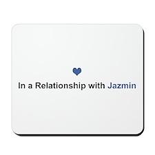 Jazmin Relationship Mousepad
