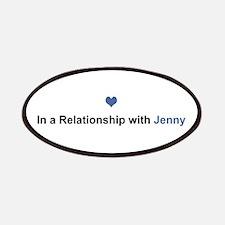 Jenny Relationship Patch