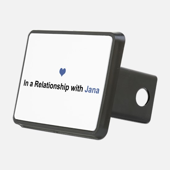 Jana Relationship Hitch Cover
