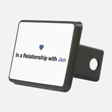 Jen Relationship Hitch Cover