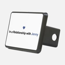 Jenny Relationship Hitch Cover