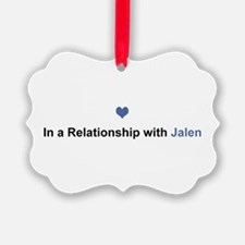 Jalen Relationship Ornament