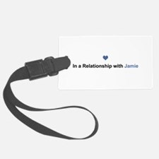 Jamie Relationship Luggage Tag