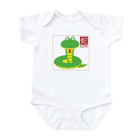 2013 Zodiac Snake Infant Bodysuit