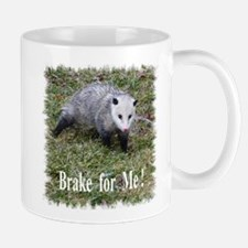 Brake for Possum Mug