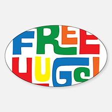 FREE HUGS Decal