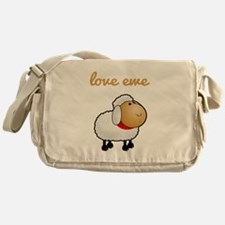 Love Ewe Messenger Bag