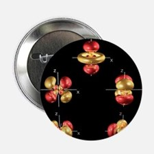 4d electron orbitals - 2.25' Button (10 pack)