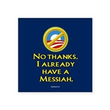 Already have a Messiah Sticker