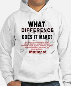 What Difference Does It Make Hoodie