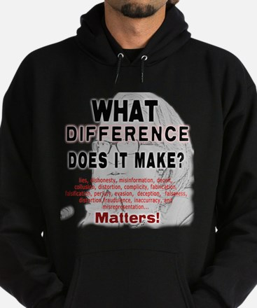 What Difference Does It Make Hoodie (dark)