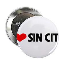 "I Love Sin City 2.25"" Button"