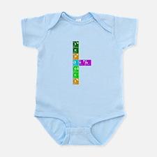 Elementary! Infant Bodysuit