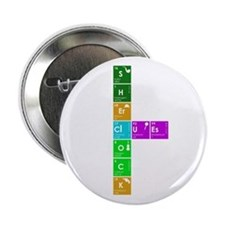 "Elementary! 2.25"" Button"