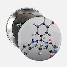 Cialis drug molecule - 2.25' Button (10 pack)