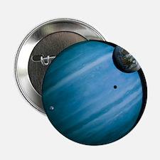 Earthlike moons of a gas giant, artwork - 2.25' Bu