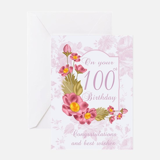 Happy 100Th Birthday Gifts for Happy 100th Birthday – 100th Birthday Greetings