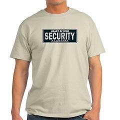 Alabama Security Light T-Shirt