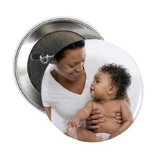 Mother and baby - 2.25' Button (10 pack)