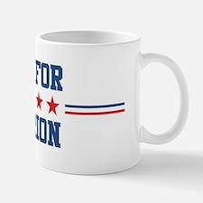 Vote for OMARION Mug