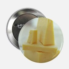 Cheddar cheese - 2.25' Button (10 pack)