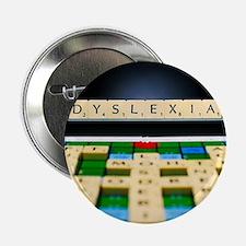 Dyslexia - 2.25' Button (10 pack)