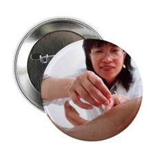 Acupuncture - 2.25' Button (10 pack)