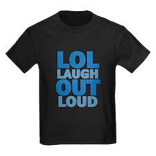 Laugh out loud T