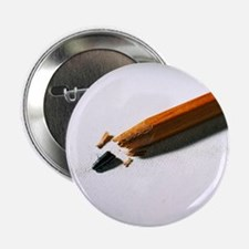 Pencil - 2.25' Button (10 pack)