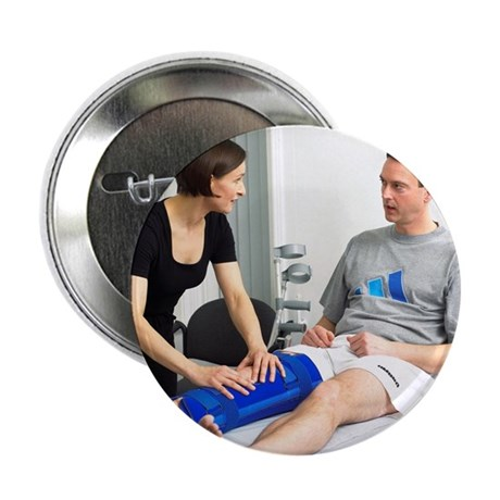 Physiotherapy - 2.25' Button (10 pack)