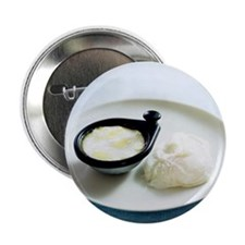 Poached eggs - 2.25' Button (10 pack)