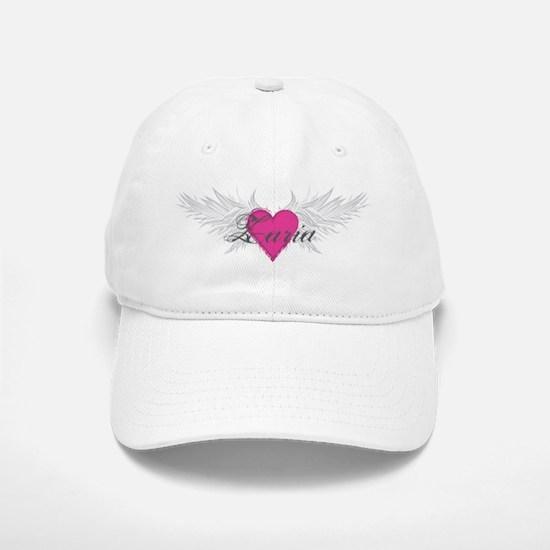 Zaria-angel-wings.png Baseball Baseball Cap