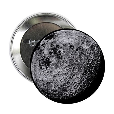 Far side of the Moon - 2.25' Button (10 pack)