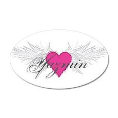 Yazmin-angel-wings.png Wall Decal