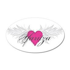 Yaritza-angel-wings.png Wall Decal