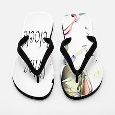 Wine oclock! Flip Flops
