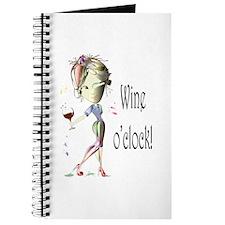 Wine oclock! Journal