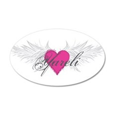 Yareli-angel-wings.png Wall Decal