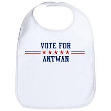 Vote for ANTWAN Bib