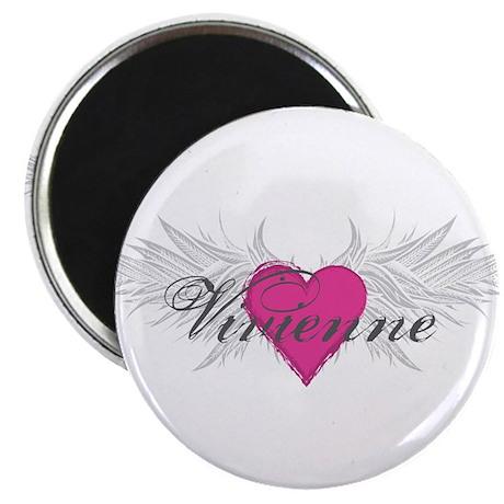 Vivienne-angel-wings.png Magnet