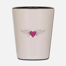 Violet-angel-wings.png Shot Glass
