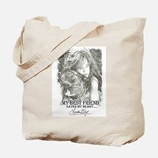 LBWF Best Friends Tshirt Tote Bag