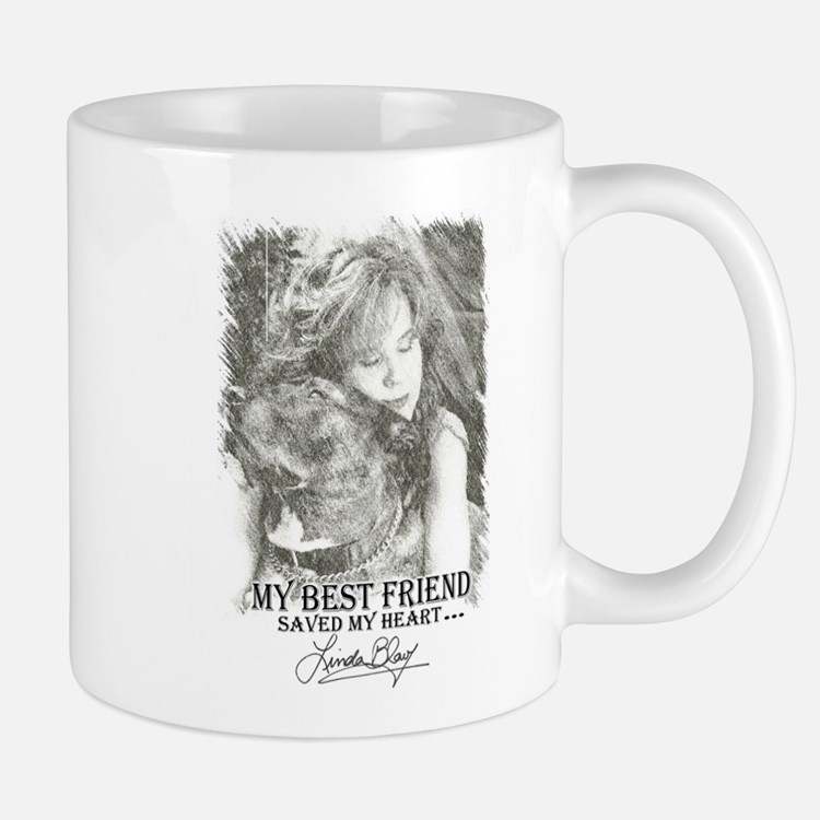 LBWF Best Friends Tshirt Mug