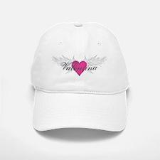 Valentina-angel-wings.png Baseball Baseball Cap