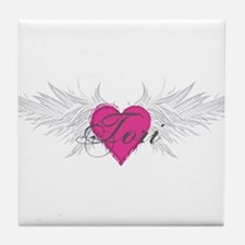 Tori-angel-wings.png Tile Coaster