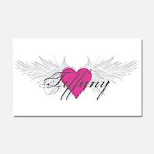Tiffany-angel-wings.png Car Magnet 20 x 12