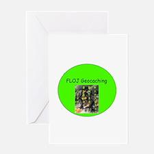 FLOJ Kids/Dragon Greeting Card